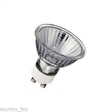 50W 50Watt 120V GU10  +C Halogen Light Bulb Lamp JDR 110V 50-Watt