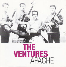 CD 12T THE VENTURES APACHE  BEST OF 2002 SCANDINAVIE