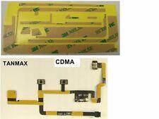 NEW iPad2 CDMA a1396 821-1461-A Power Vol Switch On Off Control Key Flex 3M