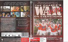 The Chasers War On Everything:Vol 2-2006/09-TV Series Australia-Epis 14-26-2 DVD