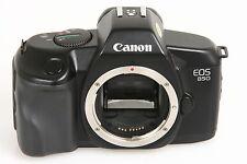 Canon Eos 750 850 750 QD 620 /& 650 fotocamera e obiettivo SALES BROCHURE altri elencati