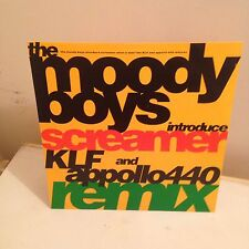 """The Moody Boys Introduce Screamer What Is Dub 12"""""""