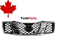 2005 2006 2007 2008 Nissan Frontier Chrome Grille NI1200217