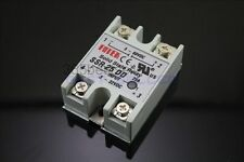 1pcs Solid State Relay SSR-25 DD DC-DC 25A 3-32VDC/5-60VDC
