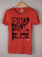 G-Star Raw Herren Kunst Shelby Freizeit Top T-Shirt GRÖSSE S BCZ800