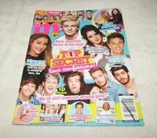 M teen magazine March 2015 5SOS/1D/One Direction/Bieber/Jonas/Taylor Swift
