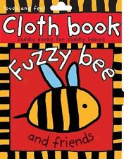Fuzzy Bee and Friends Cloth Books