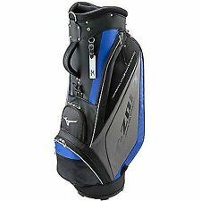 Mizuno Caddy Bag Tea Zoids 9.5 X 47 Inch 5LJC179300 Black / Blue Japan