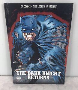 2018 DC Comics Eaglemoss The Dark Knight Returns by Frank Miller Graphic Novel