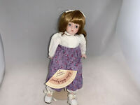 VIntage Victoria Ashlea Originals Doll w/ Stand Distributed by Goebel