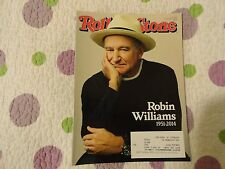 Rolling Stone -2014, September 11 -Robin Williams Tribute,Ariana Grande,Maroon 5