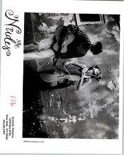 RARE Original Press Photo of The Nudes an International Rock Band