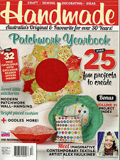 Handmade 60 Festive Rustic Country Christmas Crafts Vol 22 No 7 - 132 Pages Chr1
