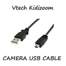 Vtech Kidizoom Twist KIDS DIGITAL CAMERA Toy REPLACEMENTUSB LEAD BATTERY CHARGER