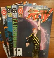 The Ray: In A Blaze Of Power #1 - 6 Complete Mini Series 1992 DC Comics.