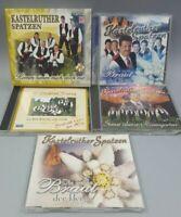 CD Paket - Kastelruther Spatzen - 3 Alben + 1 Maxi + 1 x 3er CD Box