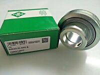 INA RAE25-XLNPP-B Radial Insert Ball Bearing with Spherical Outer Ring