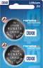 Renata CR2430 Battery 3V Lithium Coin Cell CR2430 Batteries (2 Count)