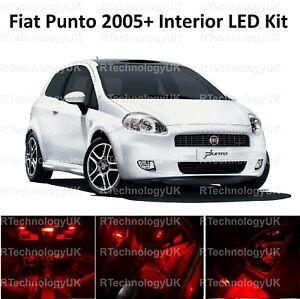 Fiat Bravo MK2 H1 501 55w Super White Xenon Low//Slux LED Side Light Bulbs Set