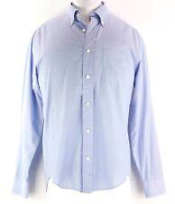 Jack Spade Bleecker St Sz S S724 P2RU0552 Lt Blue 100% Cotton Men's Shirt D273