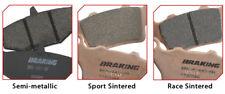 BRAKING HIGH-PERFORMANCE BRAKE PAD SUPER SINTERED P1R PART# P1R930 NEW