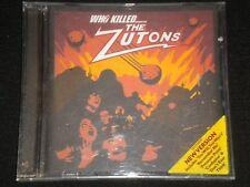 El Zutons - Who Killed The Zutons - 2004 - CD Álbum - 13 Genial Canciones