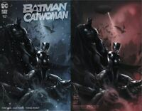 Batman Catwoman #1 - Mattina Trade/Minimal Variant Set - Pre-Order 12/2 - NM
