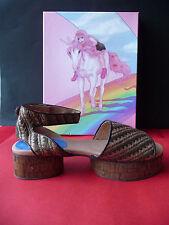 Scarpe Jeffrey Campbell: sandali da donna misura n. 39 nuovi