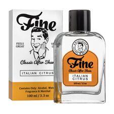 Fine Classic After Shave Italian Citrus 100ml 3.3oz