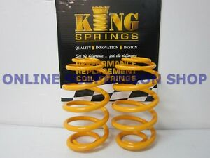 Lowered Rear KING Springs suit Holden Torana LH LX UC Models