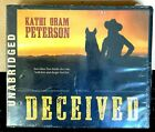 Deceived : Unabrided Audiobook, by Kathi Oram Peterson, New Sealed