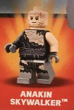 Lego Star Wars Minifigure Anakin Skywalker Split From The Set 75183