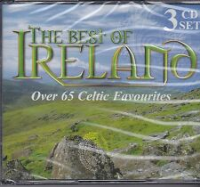 THE BEST OF IRELAND on 3 CD'S