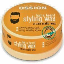 MORFOSE OSSION HAIR & BEARD STYLING WAX ( CREAM STRONG MATTE WAX ) 150ML 5.1oz (