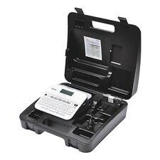 Beschriftungsgerät Brother P-touch D400VP mit Netzteil, Koffer & Band 1830, 2030