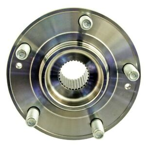 Wheel Bearing and Hub Assembly Rear,Front ACDelco Advantage 513266