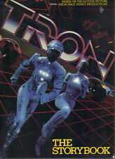 TRON THE STORYBOOK - LAWRENCE WEINBERG - LONDON EDITIONS 1982 1st Edn HB  VG CON