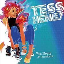 TESS HENLEY-HIGH HEELS & SNEAKERS-JAPAN CD BONUS TRACK E25