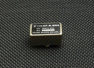 YAESU  XF-8.9HS - SSB CRYSTAL FILTER  - 90 DAYS WARRANTY
