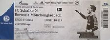 TICKET 2013/14 FC Schalke 04 - Mönchengladbach