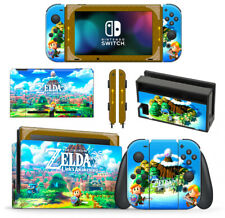 Zelda Link's Awakening Console Skin Wrap for The Nintendo Switch