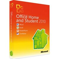 Microsoft Office Home and Student 2010 - Vollversion - Download