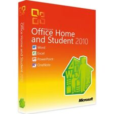 Microsoft Office Home and Student 2010 - Neu & Original - Vollversion - Download