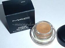 NIB MAC FLUIDLINE Gel Eyeliner ~ UPPITY ~ Gold Pearl ~Antiquitease LE RARE