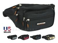 Fanny Pack Men Women Waist Bag Hip Belt Pouch Travel Sport Bum Waterproof