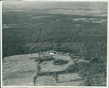 1932 View of Jersey Countryside near Lindy Home Original News Service Photo