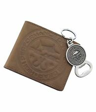 Pelagic Fishing Wallet Leather w/ Key Ring