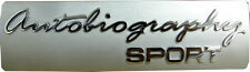 LAND ROVER DECAL AUTOBIOGRAPHY SALES FOR R.ROVER SPORT FROM 2010 OEM LR018958