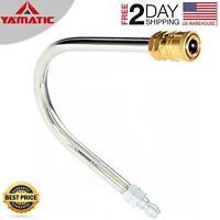 "YAMATIC 1/4"" Quick Connect High-Pressure Washer Gutter Cleaner 4500 PSI"