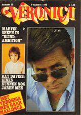 VERONICA 1980 nr. 32 - MARTIN SHEEN / RAY DAVIES & THE KINKS / SULLIVANS / GUUST